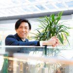 仙台市で男性の写真撮影