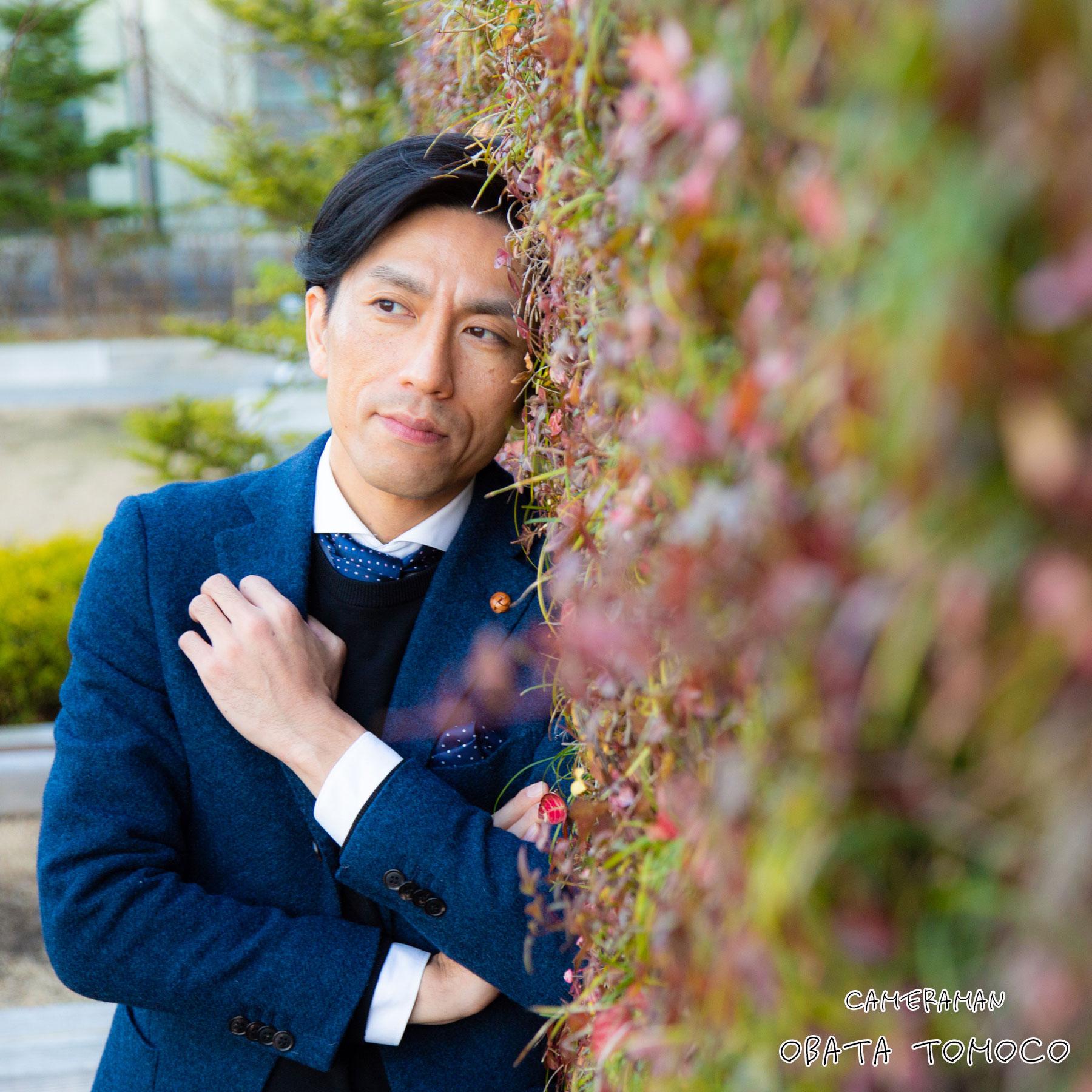 岩手県の男性のプロフ写真