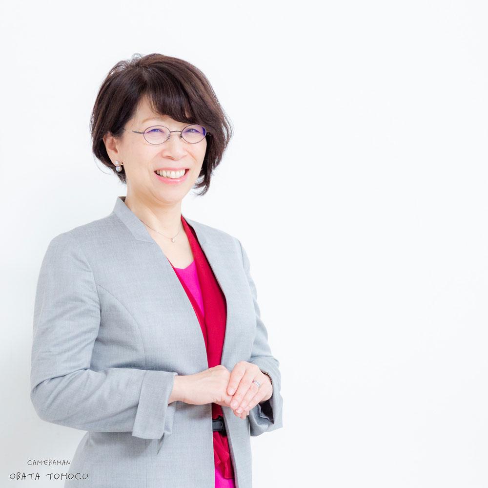 岩手県盛岡市の女性のプロフィール写真撮影