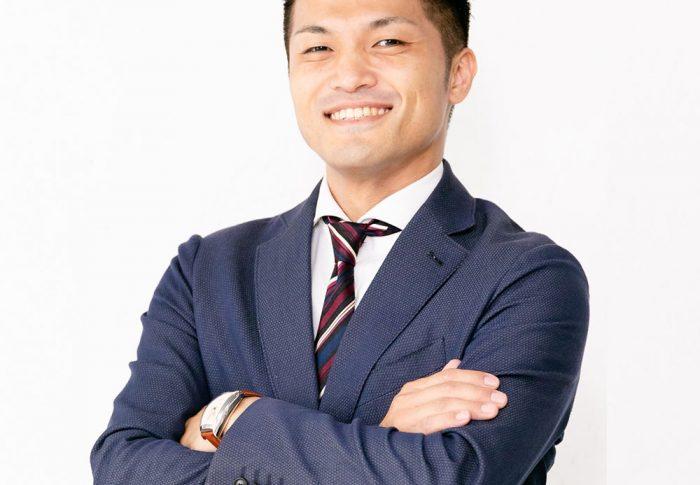 佐々木康さま(仙台)|飲食店特化型コンサルタント/株式会社GC-Lab代表取締役|プロフィール写真撮影