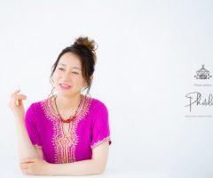 吉田理恵様(山形県山形市)|スパイス専門店your first spice|プロフィール写真撮影