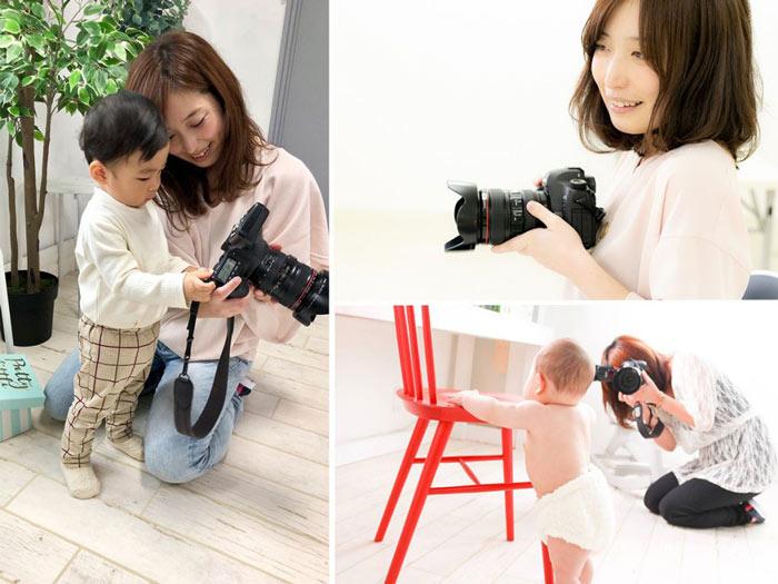 仙台赤ちゃんの写真館