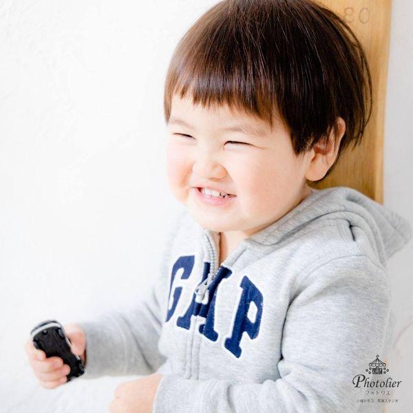 仙台駅東口 家族写真