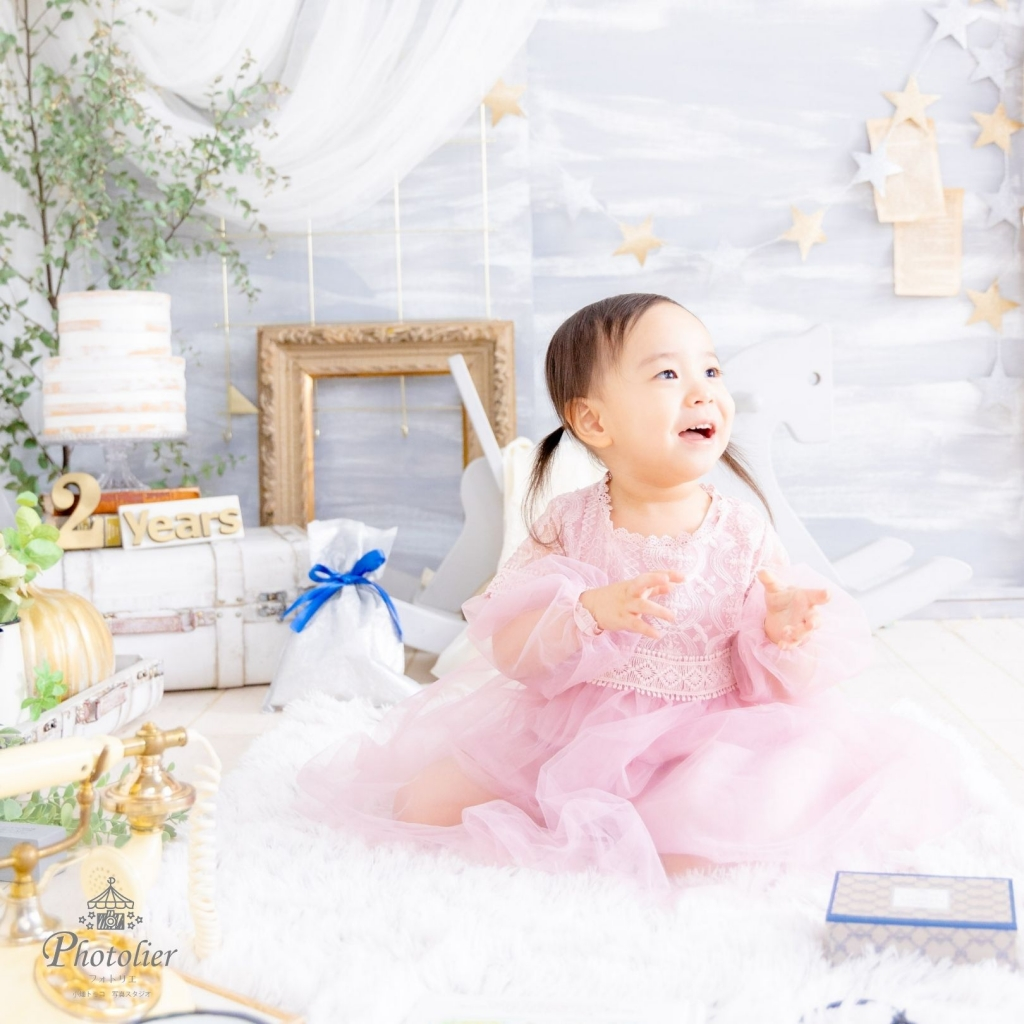 仙台2歳の女の子