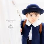 宮城県の写真館で入園記念写真