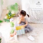 仙台の写真館でお誕生日の撮影